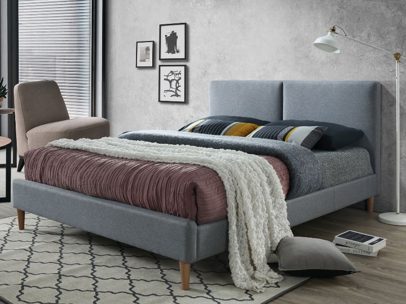 ACOMA čalunená posteľ 160x200