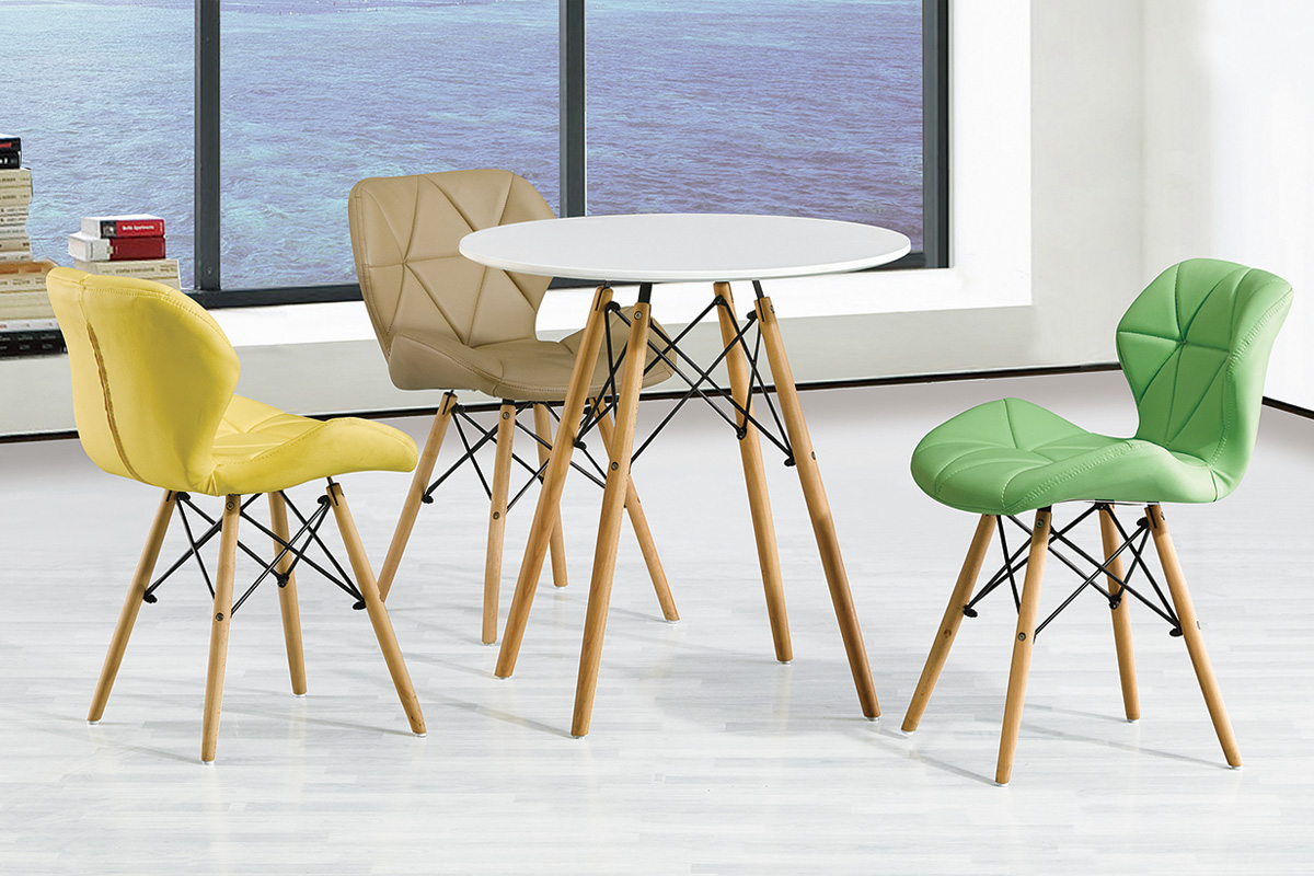 MODENA okrúhly stôl do jedálne