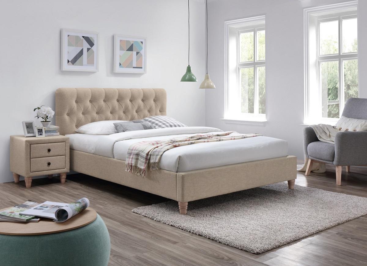 MARITA 180 čalúnená posteľ