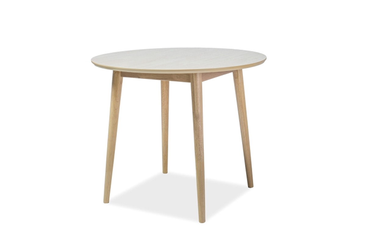 NELSON okrúhly jedálenský stôl