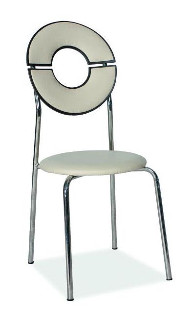 d49e22a1b9fa SIGNAL - V-2 kovová stolička