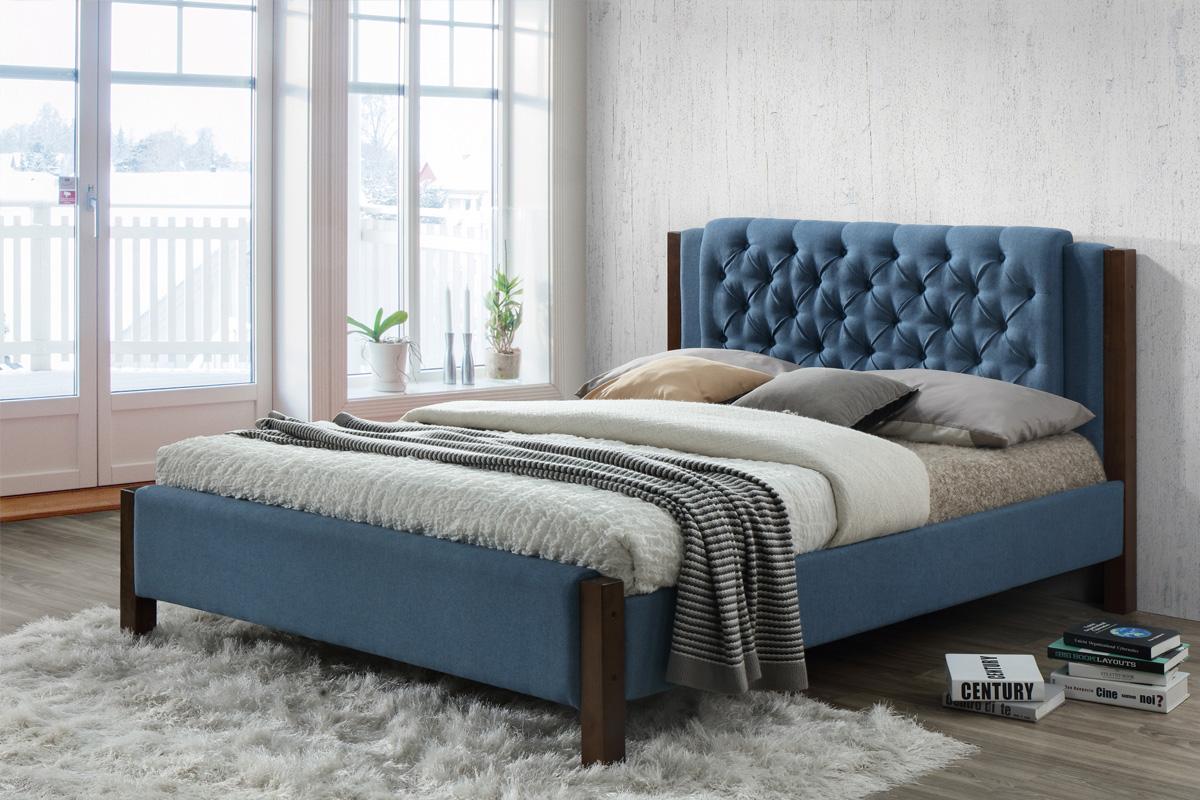 Čalúnená posteľ DOVER 180
