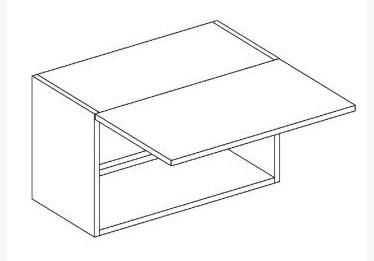 SAVANNA digestorová skrinka 60 cm